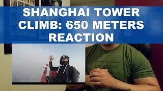 Shanghai Climb 650 Reaction
