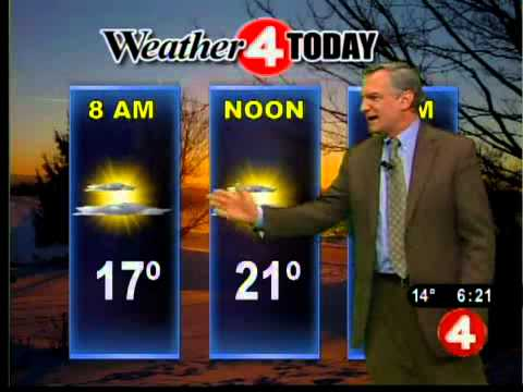 Weather Forecast 3/25/11