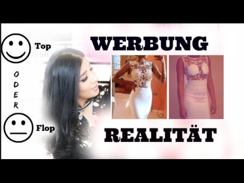 WERBUNG vs REALITÄT! ONLINE SHOPPING HAUL -INSTAGRAM EDITION I TRY ON FASHION HAUL