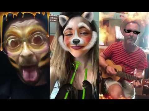 Škampi na žaru - Love Yourself (Justin Bieber cover) Snapchat Video