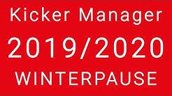 Kicker Managerspiel Interaktiv Saison 19/20 Winterpause Schnäppchen