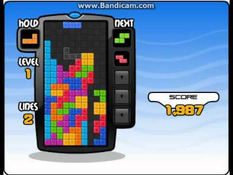 Tetris Battle How To Make T-Spin