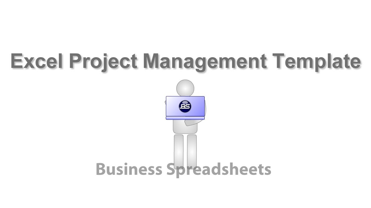 Excel project management template youtube pronofoot35fo Images