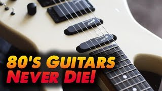 Were Guitars BETTER in the 80's?? - Demo / Review
