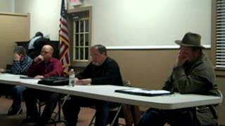 Nelson Township Trustee Meeting Clip #2