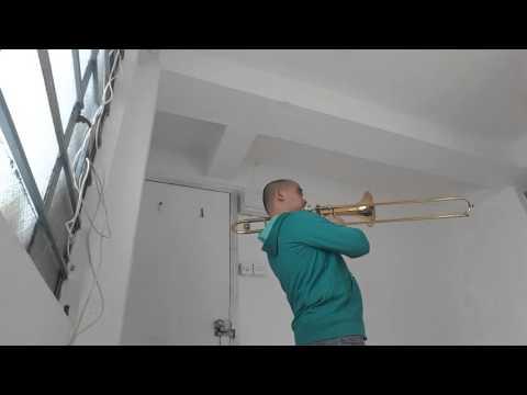 """""""Juliet"""" Trombone Solo Part"""