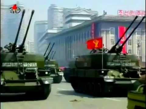 North Korea Life - North Korea Ready To War !!!