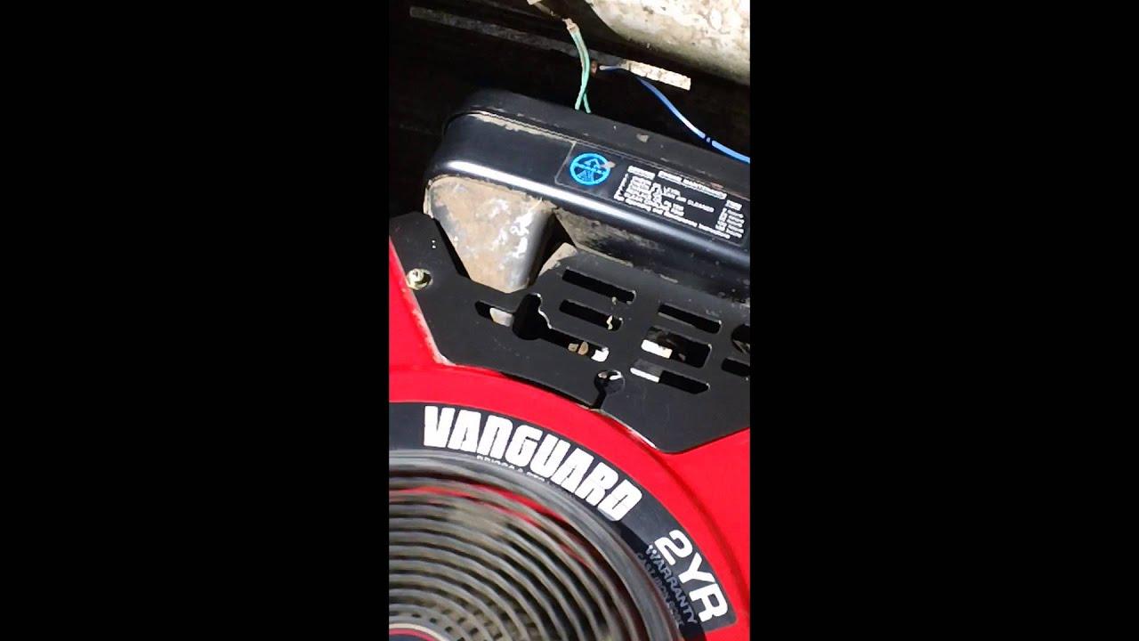 16hp Briggs And Stratton Vanguard Engine Gokart Or Mower