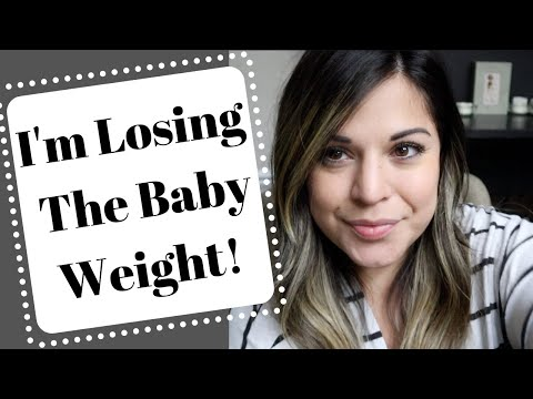 GETTING RID OF THE BABY WIEGHT   MY GOALS   (2019)
