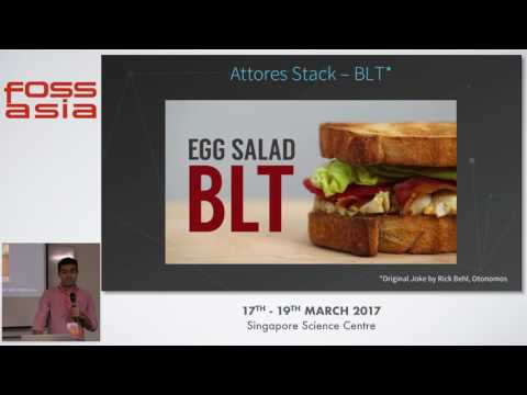 Attores, documents and certificates on the blockchain - Gaurang Torvekar - FOSSASIA Summit 2017