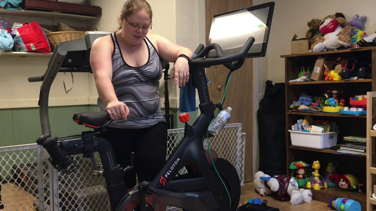 Peloton Spin Day 1 Youtube