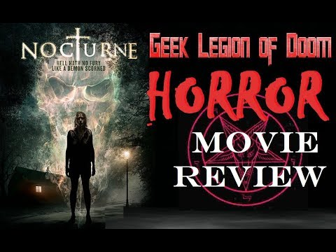 NOCTURNE ( 2017 Clare Niederpruem ) Demonic Summoning Horror Movie Review