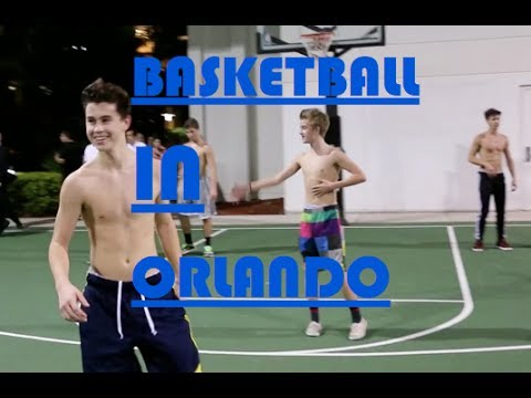 Basketball In Orlando! thumbnail