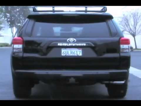 magnaflow exhaust systems toyota 4runner 2012