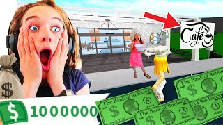 WHICH NORRIS NUT MAKES MOST MONEY From SHOP IN BLOXBURG Gaming w/ The Norris Nuts