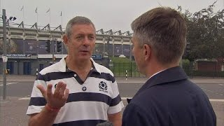 Scotland Rugby Legend Backs No Vote