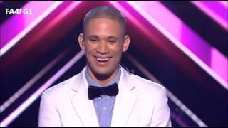 Nathaniel Willemse: Let Me Love You - The X Factor Australia 2012 - Live Show 6, TOP 7