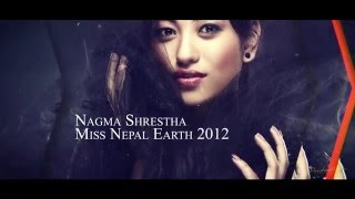 World miss university 2016 Nepal - (Introduction Video)Nagma Shrestha (Official)