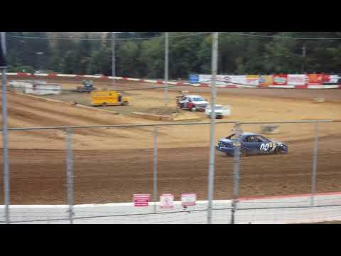 Hornet heat race coos bay speedway 9-7-19
