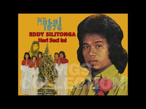 EDDY SILITONGA - HARI SUCI INI ( Lagu Natal 1976 )