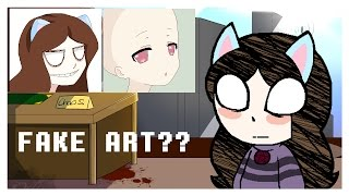 """Download What is a """"fake artist"""" and what is a fake artist. [+Speedpaint.] Mp3 and Videos"""