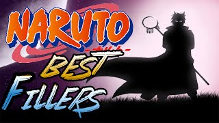 THE BEST FILLER ARCS IN NARUTO SHIPPUDEN!