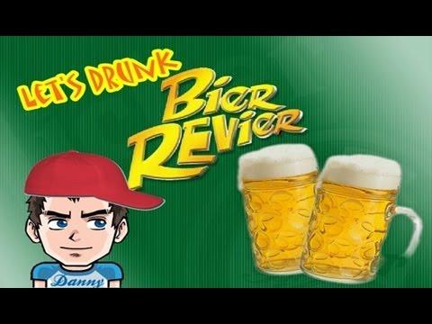 Let's Drunk LICHER BIER-REVIER (German)