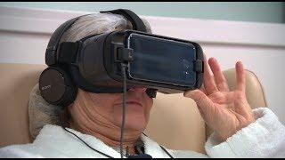 Anesthésie : la réalité virtuelle pour apaiser les patients - Allô Docteurs
