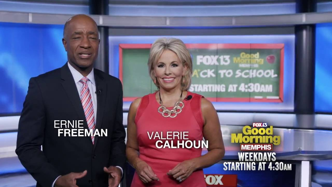 Fox 13 News Memphis Back To School With Fox13