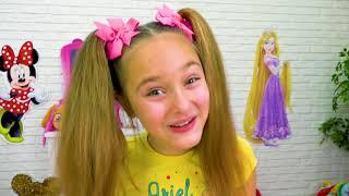 Sasha and Dima make giant slime