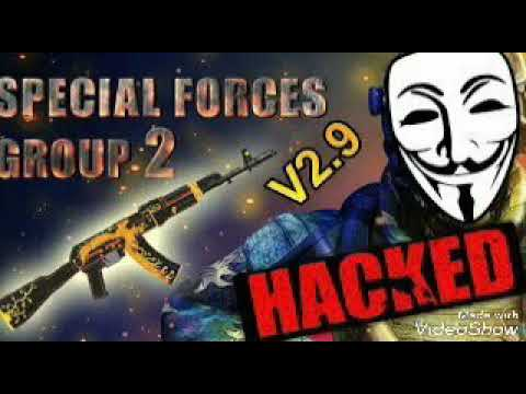 ⛄SPECIAL FORCE GRUP 2 Hacker ⛄