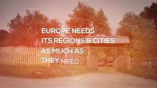 (Re)New EUrope - 8th European Summit of Regions and Cities thumbnail