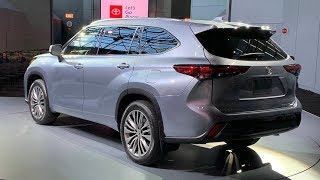 WORLD PREMIERE : 2020 TOYOTA HIGHLANDER - the Pinnacle of SUV Practicality !!