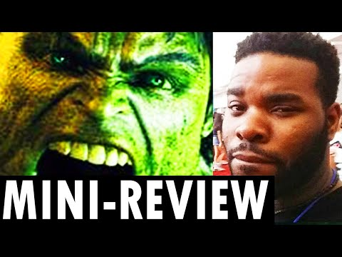 Underrated until act three! - Incredible Hulk (MCU) | Critically Quick Movie Review