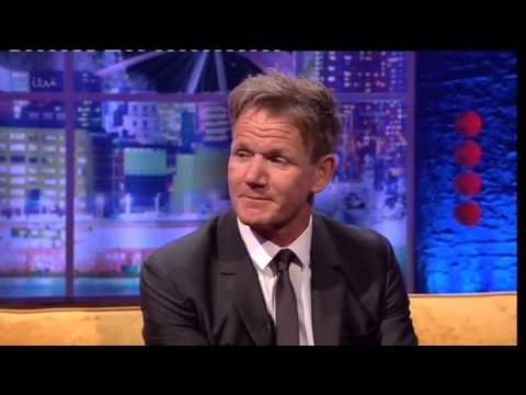 """Gordon Ramsay"" The Jonathan Ross Show Series 5 Ep 2 19 October 2013 Part 1/5"