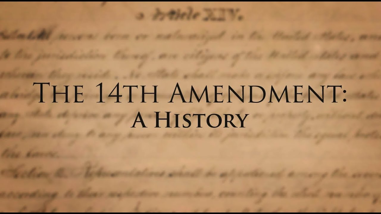 the th amendment of the u s constitution a history