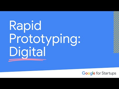 Rapid Prototyping 2 of 3: Digital Prototyping