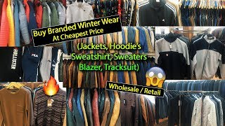 Buy Leather Jacket, Sweatshirt, Pullover, Hoodies, Blazer, Gym Wear | Upto 80% Off On Winter Clothes