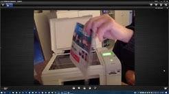 Dell Photo 926  Printer Demo video