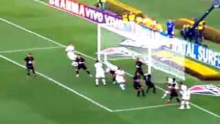 Melhores momentos São Paulo 0 x 2 Corinthians pela semifinal do Paulistão 2009