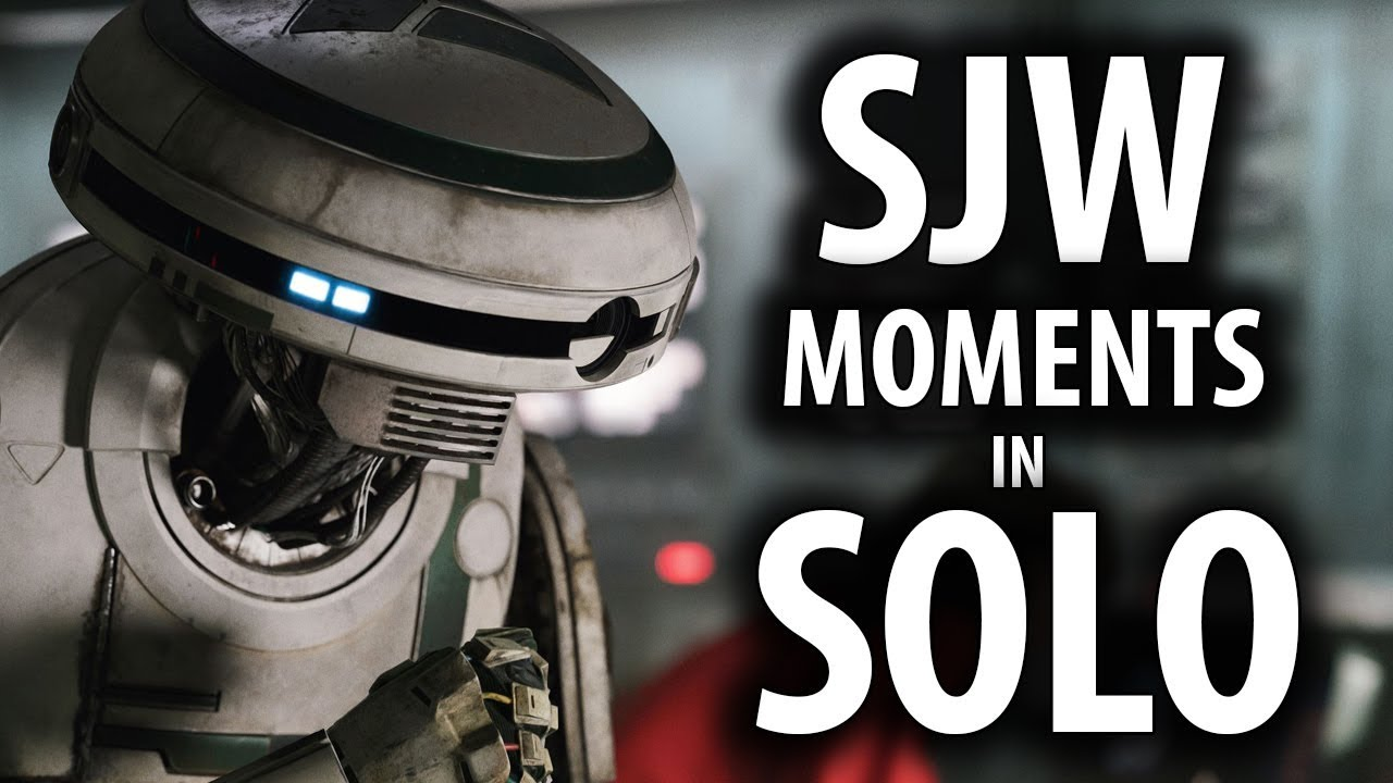 SJW Moments in Solo: A Story Wars Story