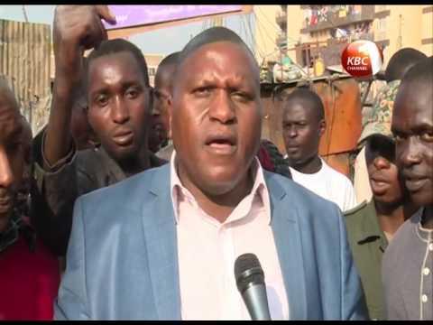 Kamukunji parliamentary aspirant accuses area leadership of not addressing issues in slums