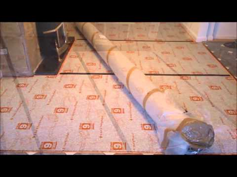 How To Lay A Carpet, How To Fit A Carpet ,Underlay, Gripper Rods, Complete Step By Step Guide.