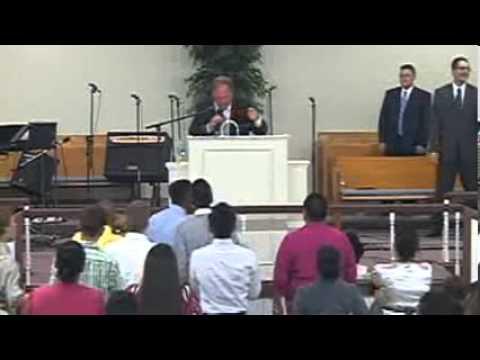 """Apostolic Preaching- Gordon Poe- """"When Sampson was Born"""""""