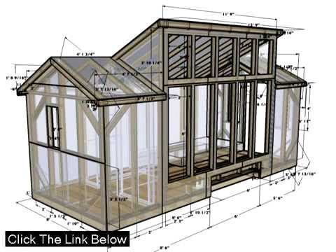 Shed - Storage Buildings - House plans - YouTube