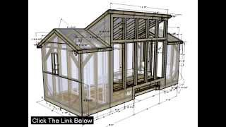 Shed - Storage Buildings - House Plans