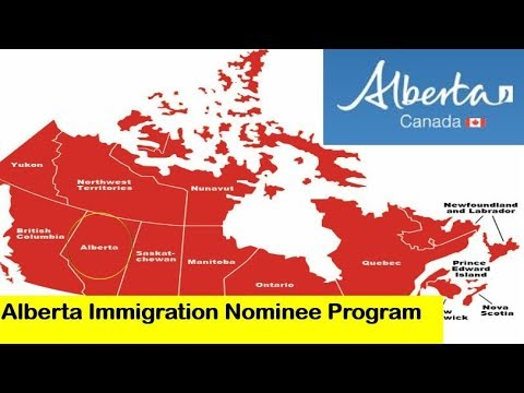 How To Apply Alberta Immigration Nominee Program 2018
