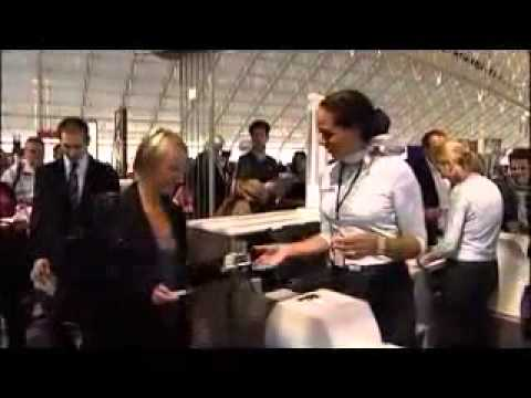 Introduction of the Mobile Boarding Pass by Air France/KLM