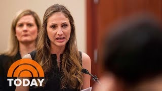Victims Confront Former Gymnastics Team Doctor Larry Nassar In Court | TODAY