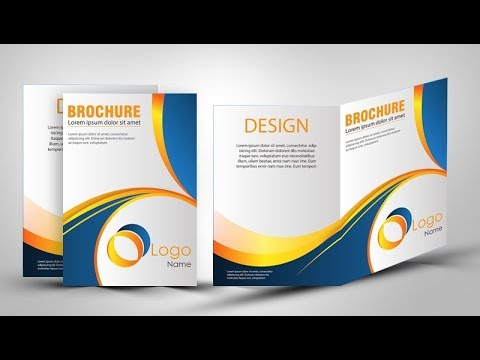 How To Create A Professional Brochure Using Adobe Ilrator Cc